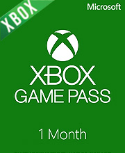 Xbox Game Pass 1 Mois