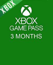 Xbox Game Pass 3 Mois