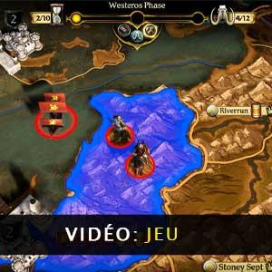 Vidéo de jeu A Game of Thrones The Board Game