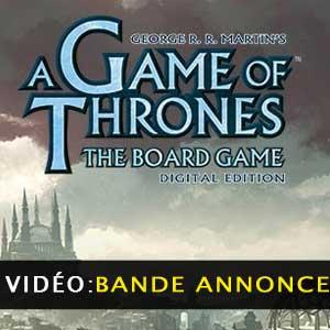 Vidéo de la bande annonce A Game of Thrones The Board Game