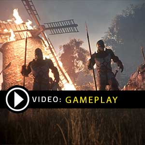 A Plague Tale Innocence PS4 Gameplay Video