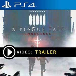 A Plague Tale Innocence PS4 en boîte ou à télécharger