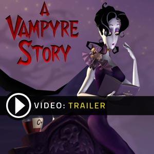 Acheter A Vampyre Story Clé Cd Comparateur Prix