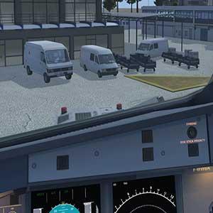 Gameplay de A320 Simulator
