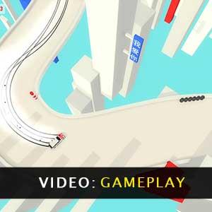 Absolute Drift Vidéo de gameplay