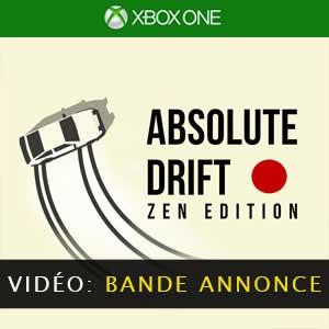 Absolute Drift Vidéo de la bande-annonce