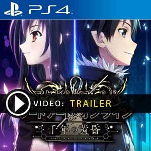 Accel World vs Sword Art Online Millennium Twilight PS4 en boîte ou à télécharger
