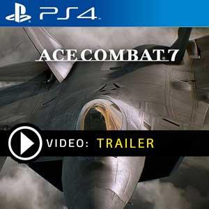 Ace Combat 7 PS4 en boîte ou à télécharger