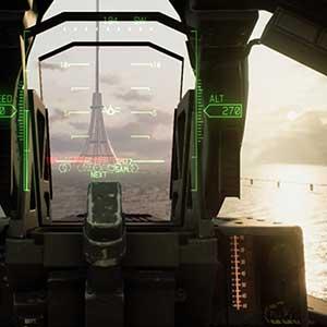 flight combat game