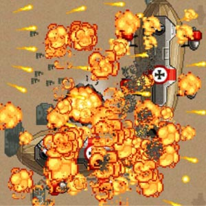 Aces of the Luftwaffe Gameplay