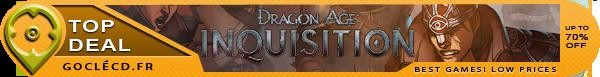 acheter Dragon Age Inquisition au meilleur prix