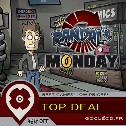 Randal's Monday : le point & geek