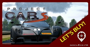 activer une clé Project Cars