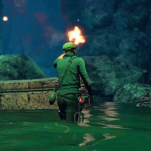 Adams Venture Origins PS4 Eau souterraine