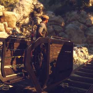 Adams Venture Origins PS4 Ensoleillé mine panier