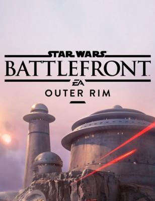 Sortie de Star Wars Battlefront Outer Rim