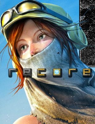Diffusion d'une vidéo du gameplay de ReCore et des exigences système.