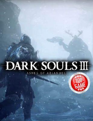 Nouvelle extension pour Dark Souls 3 appelée Ashes of Ariandel.