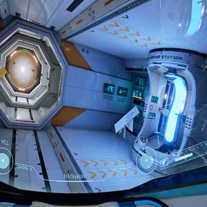 Adr1ft station spatiale
