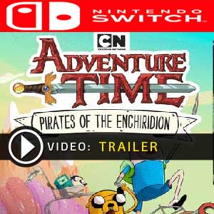 Adventure Time Pirates Of The Enchiridion Nintendo Switch en boîte ou à télécharger