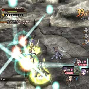 Agarest Generations of War 2 Combat