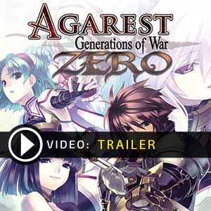 Acheter Agarest Generations of War 2 Clé Cd Comparateur Prix