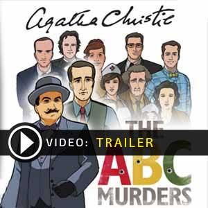 Acheter Agatha Christie The ABC Murders Clé Cd Comparateur Prix