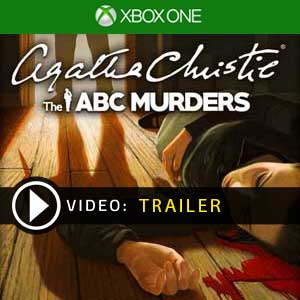 Agatha Christie The ABC Murders Xbox One en boîte ou à télécharger