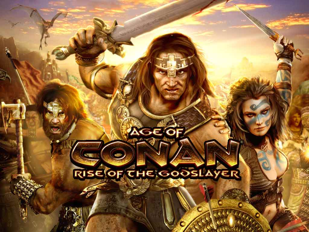 Acheter Age of Conan Rise of the Godslayer clé CD Comparateur Prix