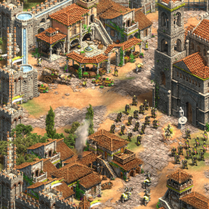 Age of Empires 2 Definitive Edition Lords of the West Unités