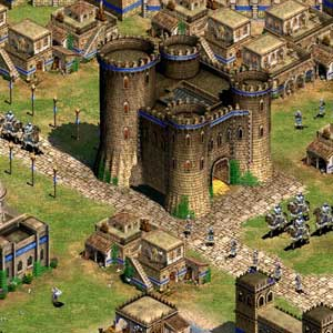 Age of Empires 2 HD Château Age
