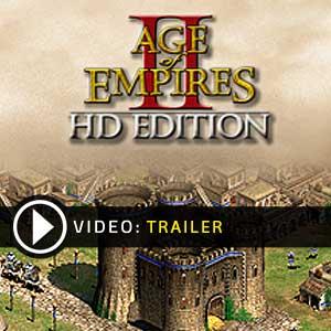 Acheter Age of Empires 2 HD Edition clé CD Comparateur Prix