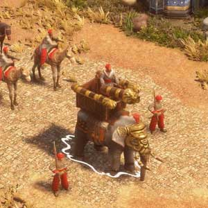 Age of Empires 3 Definitive Edition Dynasties asiatiques