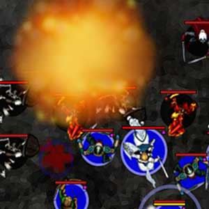 Age of Fear 3 Guerriers squelettes