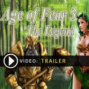 Acheter Age of Fear 3 The Legend Clé Cd Comparateur Prix