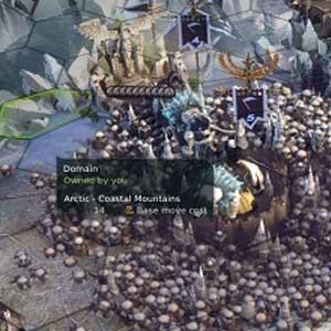 Age of Wonders 3 Eternal Lords Carte