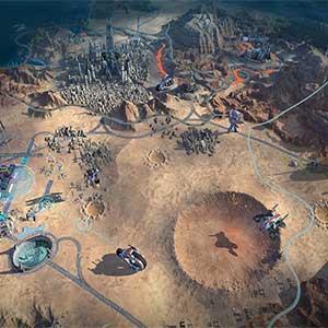 fallen galactic empire