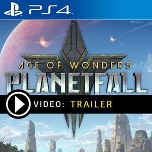 Age of Wonders Planetfall PS4 en boîte ou à télécharger
