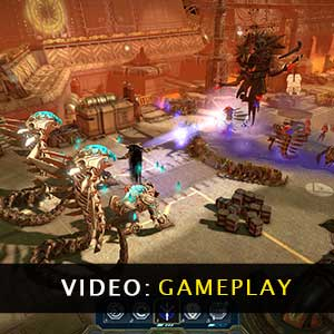 Age of Wonders Planetfall Revelations Gameplay Video