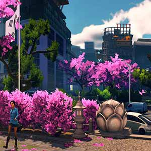 Ville Agents of Mayhem