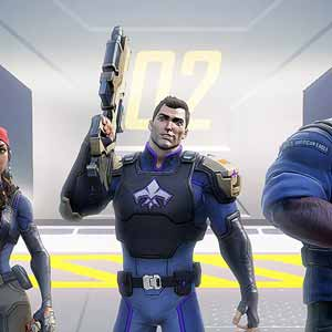 Agents of Mayhem Personnages