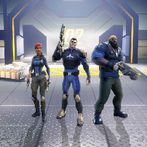 Gameplay d'Agents of Mayhem