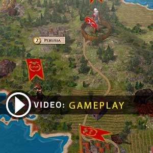 Aggressors Ancient Rome Gameplay Video