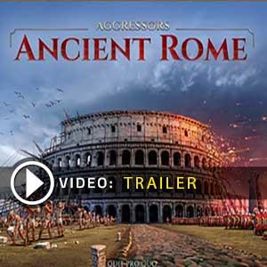 Acheter Aggressors Ancient Rome Clé CD Comparateur Prix