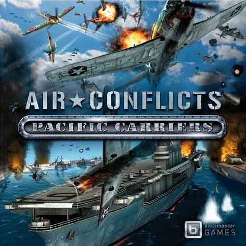 Acheter Air Conflict Pacific Carriers clé CD Comparateur Prix
