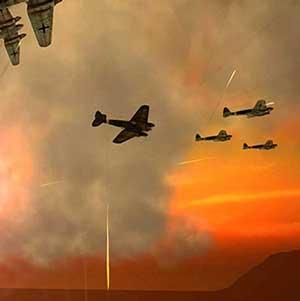 Des batailles aériennes exaltantes