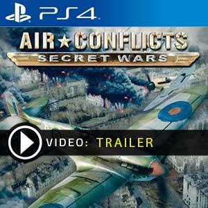 Acheter Air Conflicts Secret Wars PS4 Code Comparateur Prix