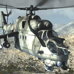 Air Missions HIND Chopper