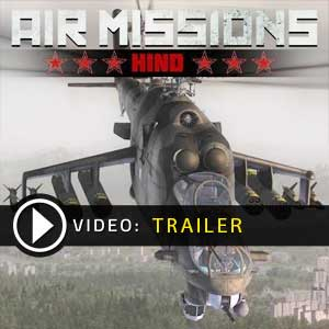 Acheter Air Missions HIND Clé Cd Comparateur Prix