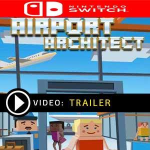 Airport Architect Nintendo Switch en boîte ou à télécharger